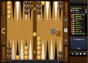 Backgammon Stargames